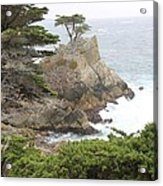 California Coast # 9 Acrylic Print