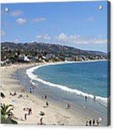 California Coast Acrylic Print