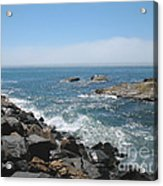 California Dreamin' Acrylic Print by Connie Fox