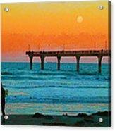 California Dreamin' Acrylic Print