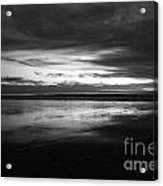Cardiff By The Sea Acrylic Print