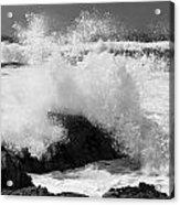California Pacific Coast Acrylic Print
