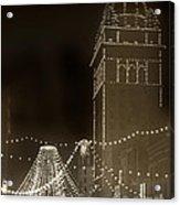 Call Building On Market Street San Francisco California 1902 Acrylic Print