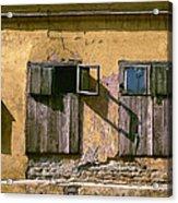 Call M1. Belgrade. Serbia Acrylic Print