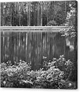 Callaway Garden Reflection Pond Acrylic Print