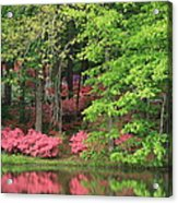 Callaway Gardens 1 Acrylic Print