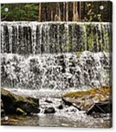 Callens Run Waterfall Acrylic Print