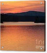 Calm Sunset Acrylic Print
