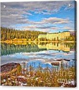 Calm Waters  Acrylic Print
