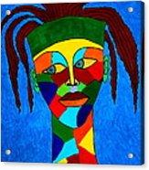 Calypso Man Acrylic Print