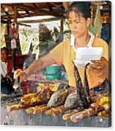 Cambodian Life 09 Acrylic Print