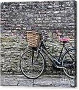 Cambridge Bike 3 Acrylic Print