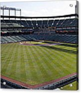 Camden Yards - Baltimore Orioles Acrylic Print by Darleen Stry