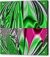 Camelopardalis Acrylic Print