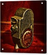 Camera - Bell And Howell Film Camera Acrylic Print