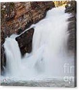 Cameron Falls Acrylic Print