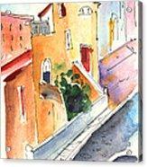 Camogli In Italy 01 Acrylic Print