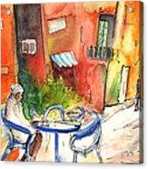 Camogli In Italy 05 Acrylic Print