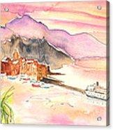 Camogli In Italy 06 Acrylic Print
