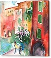 Camogli In Italy 12 Acrylic Print
