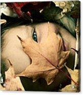 Camouflage Acrylic Print