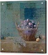 Campagnard - Rustic Still Life - J085079161f Acrylic Print