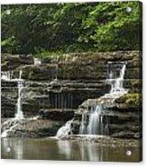 Campbell Falls 5 Acrylic Print