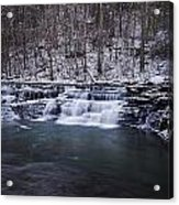 Campbell Falls Acrylic Print