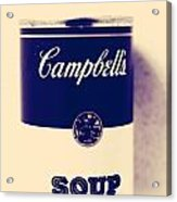 Campbells Soup Acrylic Print