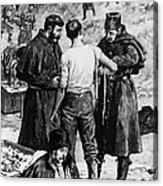 Canada: Riel Rebellion, 1885 Acrylic Print