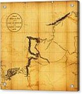 Canada Western 1801 Acrylic Print