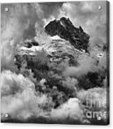 Canadian Coastal Mountains - Tantalus Mountains Acrylic Print