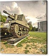Canadian Tank  Acrylic Print