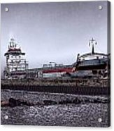 Canal Park Acrylic Print