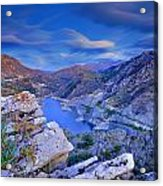 Canales Lake Acrylic Print