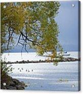 Canandaigua Lake Outlet Acrylic Print