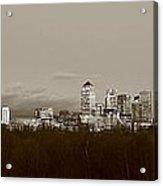 Canary Wharf 6 Acrylic Print