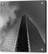 Canary Wharf London 3 Acrylic Print