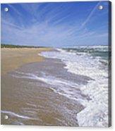 Canaveral National Seashore Acrylic Print