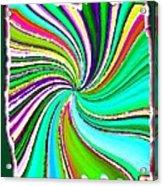 Candid Color 21 Acrylic Print
