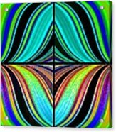 Candid Color 23 Acrylic Print