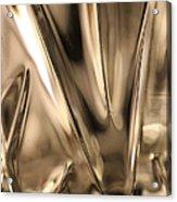 Candle Holder 3 Acrylic Print