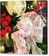 Candy Cane Dreams Acrylic Print