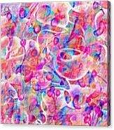 Candyland Acrylic Print