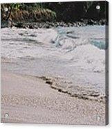 Cane Bay, Tortola # 3 Acrylic Print
