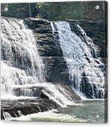 Cane Creek Cascade Acrylic Print
