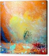 Canis De Galactic Acrylic Print