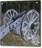 Cannon Ninety Six National Historic Site Acrylic Print