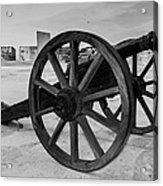 Cannons Acrylic Print