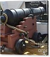 Canon - Charlestown Navy Yard Boston Massachusetts Acrylic Print